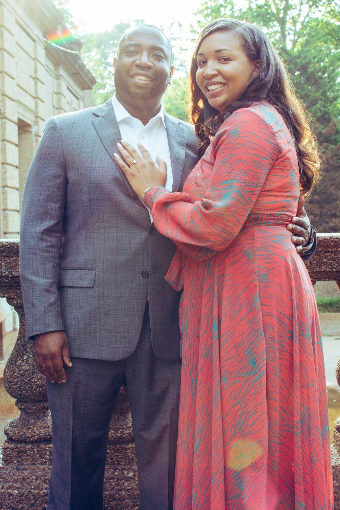 AlexH Media Washington DC D.C. Engagement Shoot Park